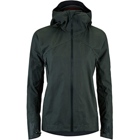 Klättermusen W's Einride Jacket Charcoal
